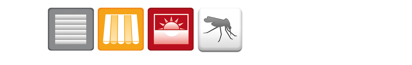 Rollladen - Markisen - Sonnenschutz - Insektenschutz